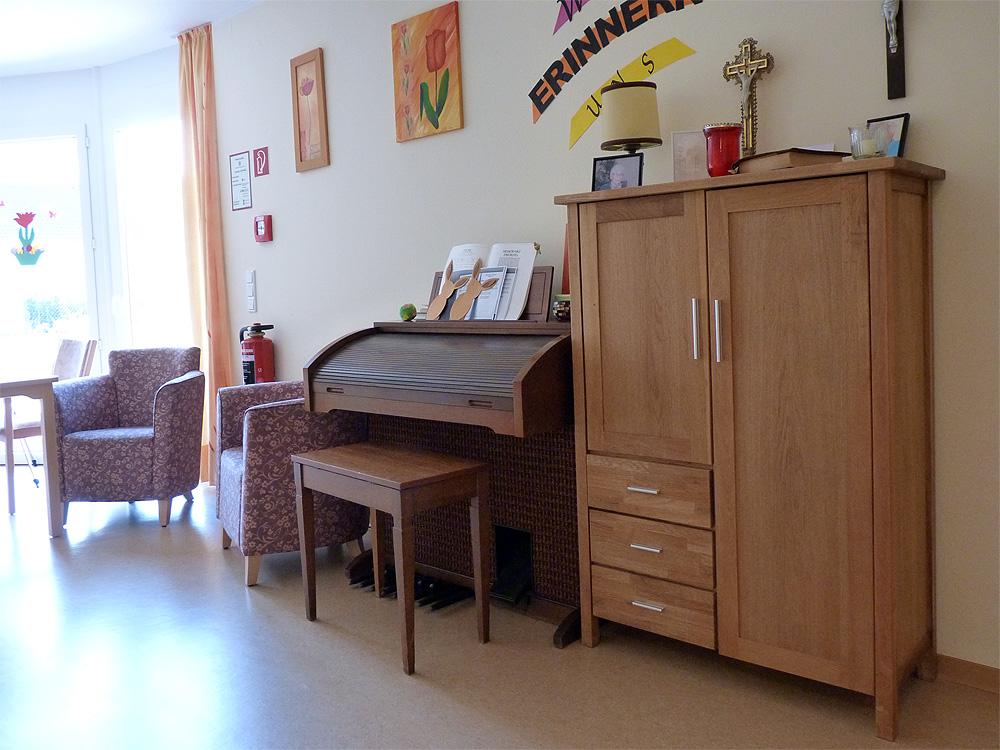 Altenheim Gütersloh - Haus Maria in Langenberg Zimmer