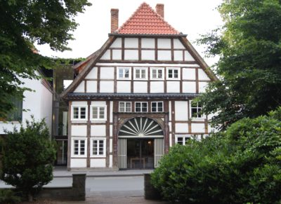 Pflegeheim Kreis Gütersloh - Rheda-Wiedenbrück Haus Eingang