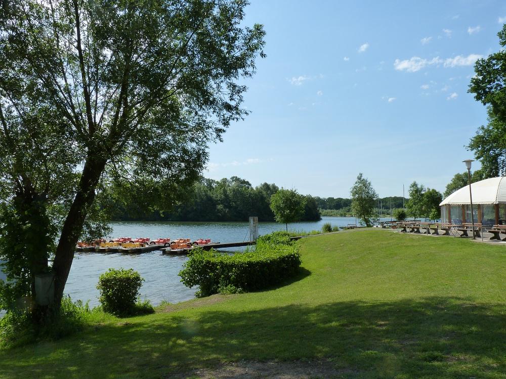 Ausflug Lippesee