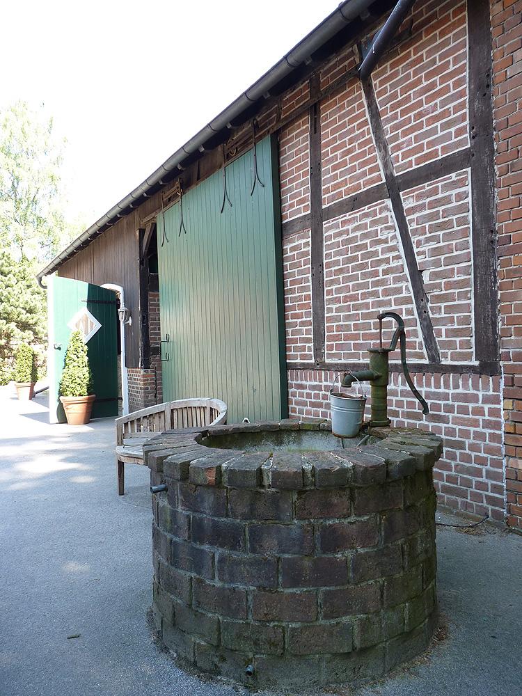 Brunnen Stall