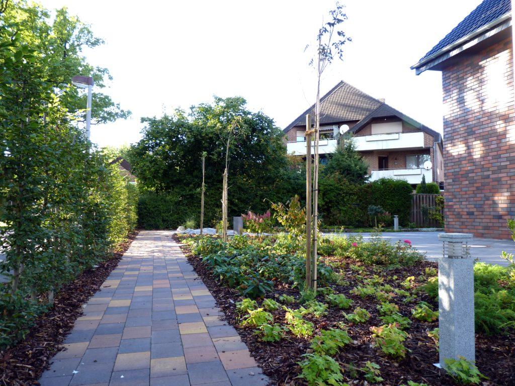Herzebrock Garten 4