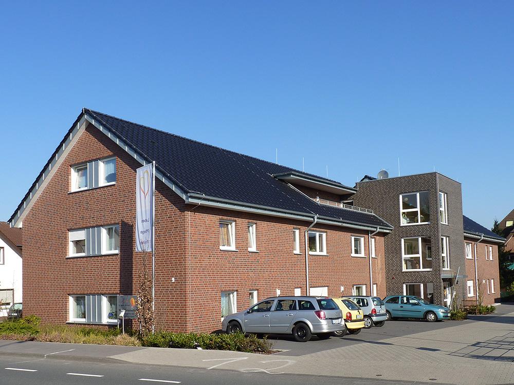 Altenheim Kreis Gütersloh - Hausgemeinschaft Rietberg