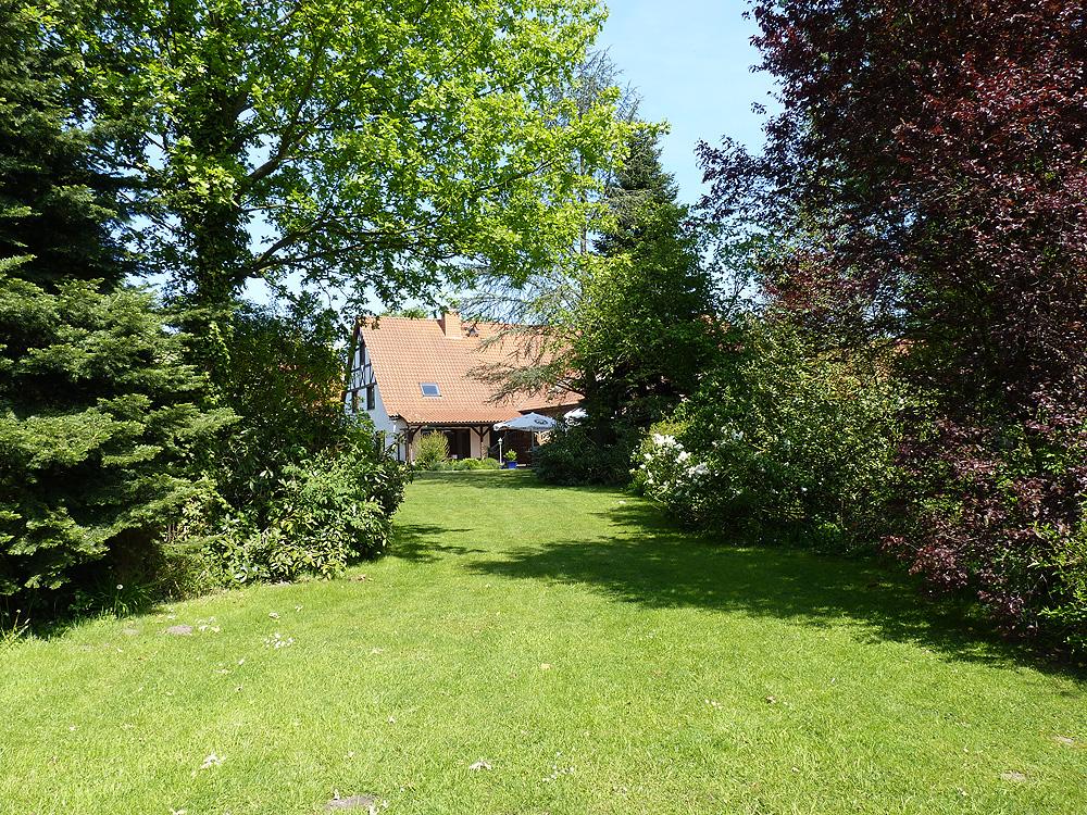 Pflegeheim Kreis Gütersloh - Neumanns Hof in Steinhagen Garten