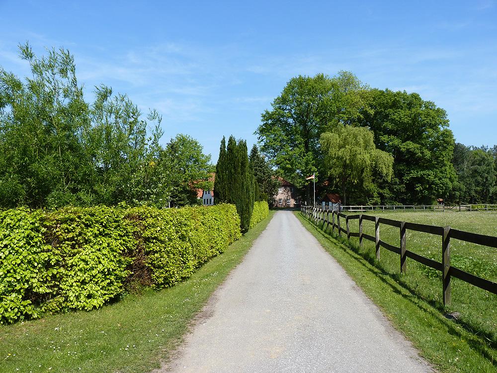 Pflegeheim Kreis Gütersloh - Neumanns Hof in Steinhagen Weg