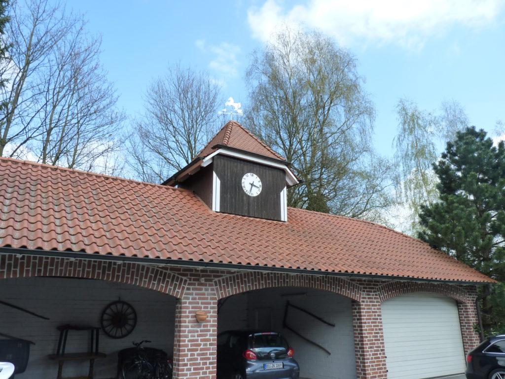 Pflegeheim Kreis Gütersloh - Neumanns Hof in Steinhagen Garage
