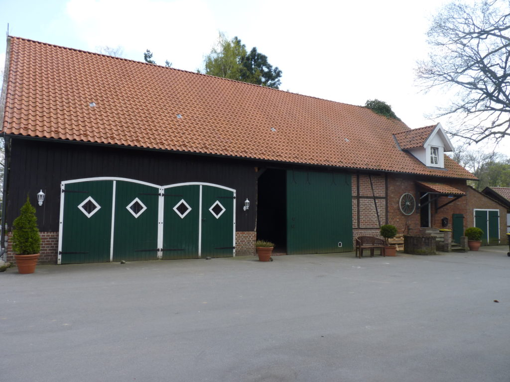 Pflegeheim Kreis Gütersloh - Neumanns Hof in Steinhagen Hof