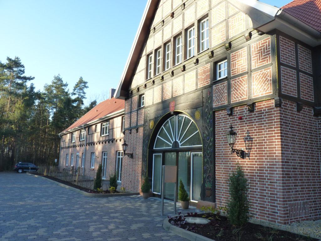 Pflegeheim Kreis Gütersloh - Anette-Schlichte-Haus Steinhagen Bild 3 Eingang