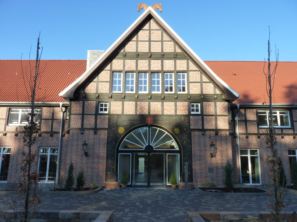 Pflegeheim Kreis Gütersloh - Anette-Schlichte-Haus Steinhagen Eingang