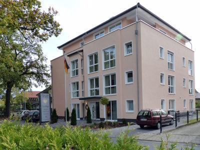 Paderborn Sande Vorderansicht