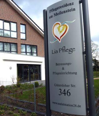 Pflegeheim Bielefeld – Pflegeresidenz am Meilenstein in Ummeln