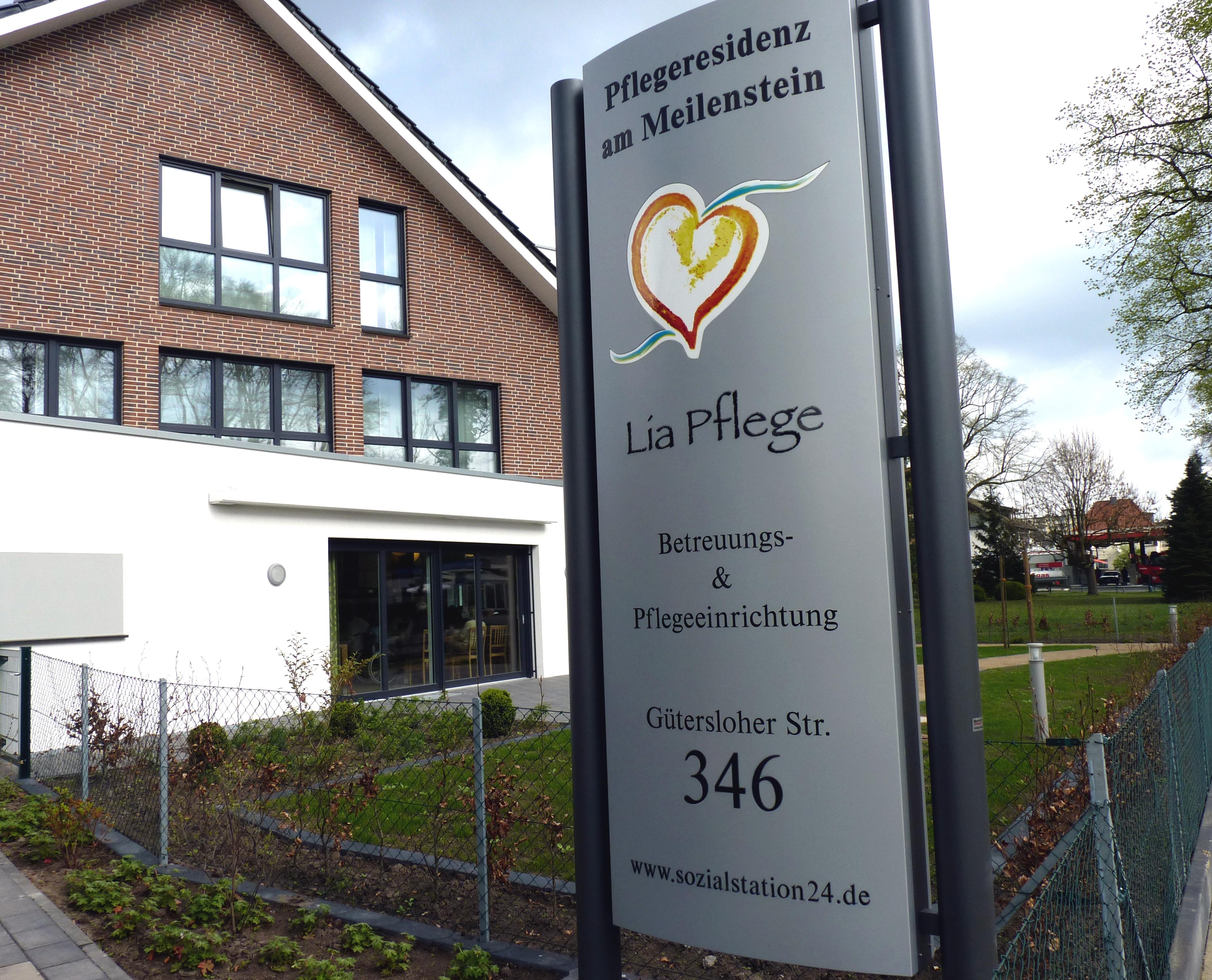 Pflegeheim Bielefeld - Pflegeresidenz am Meilenstein in Ummeln